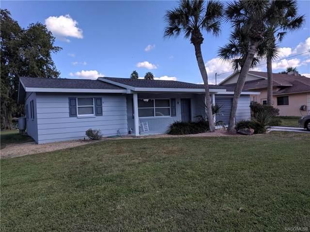 3953 N Timucua Point, Crystal River, FL 34428 (MLS #786351) :: 54 Realty
