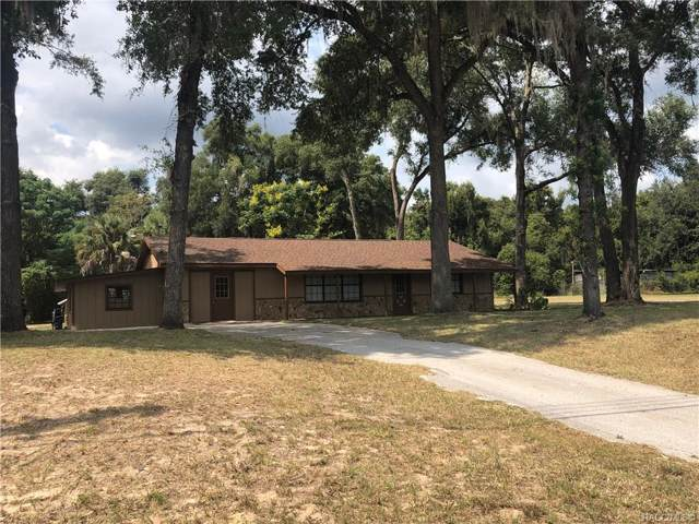 5866 N Carl G Rose Highway, Hernando, FL 34442 (MLS #786414) :: Plantation Realty Inc.