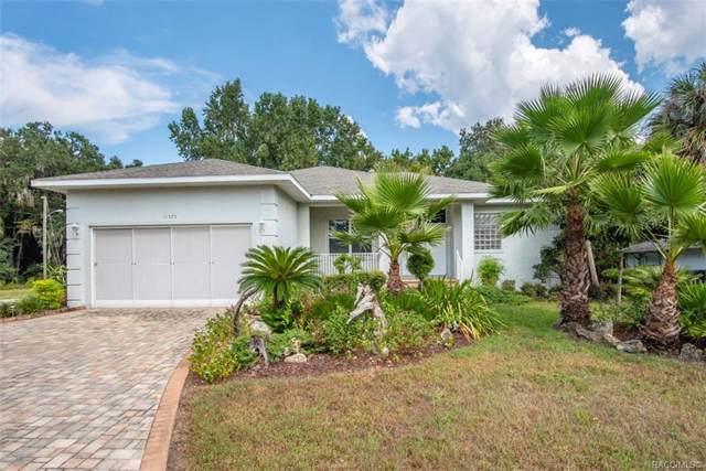 11575 W Waterway Drive, Homosassa, FL 34448 (MLS #786429) :: Plantation Realty Inc.