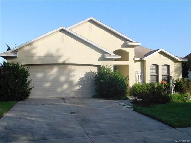 1721 Lake Villa Drive, Mount Dora, FL 32778 (MLS #786435) :: Pristine Properties