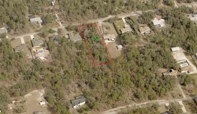 1634 E Cleveland Street, Hernando, FL 34442 (MLS #786546) :: Plantation Realty Inc.