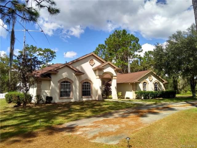 5395 N Tumblewood Drive, Crystal River, FL 34428 (MLS #786654) :: Plantation Realty Inc.