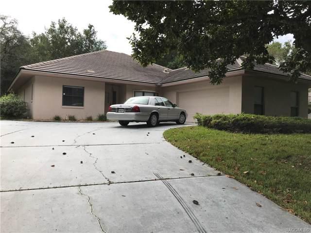 2960 W Plantation Pines Court, Lecanto, FL 34461 (MLS #786668) :: Plantation Realty Inc.