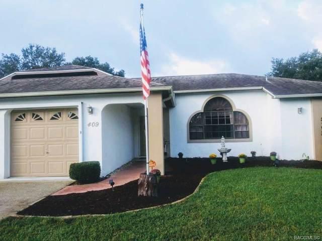 409 N Turkey Pine Loop, Lecanto, FL 34461 (MLS #786807) :: Plantation Realty Inc.