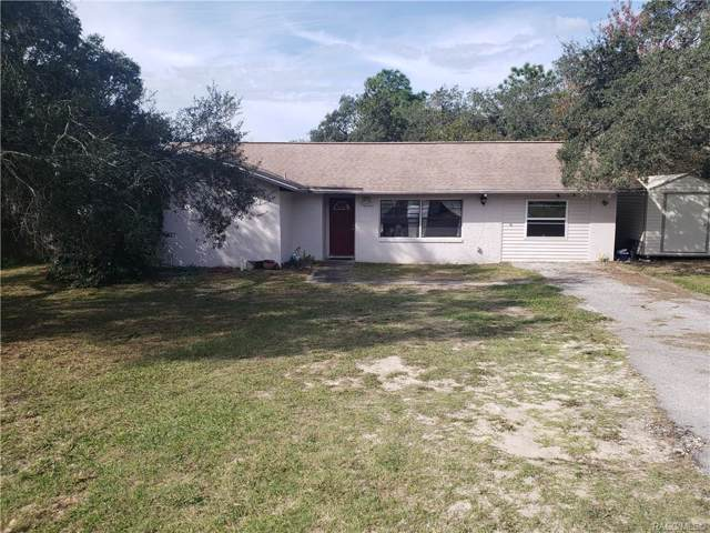 5048 S Grand Circle Terrace, Homosassa, FL 34446 (MLS #787198) :: Pristine Properties