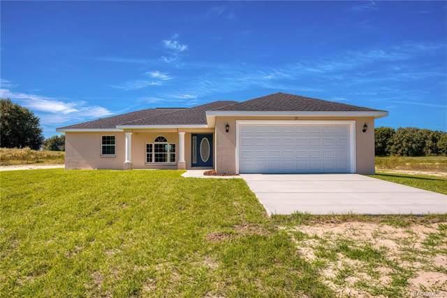 146 N Crestwood Avenue, Inverness, FL 34453 (MLS #787293) :: Pristine Properties