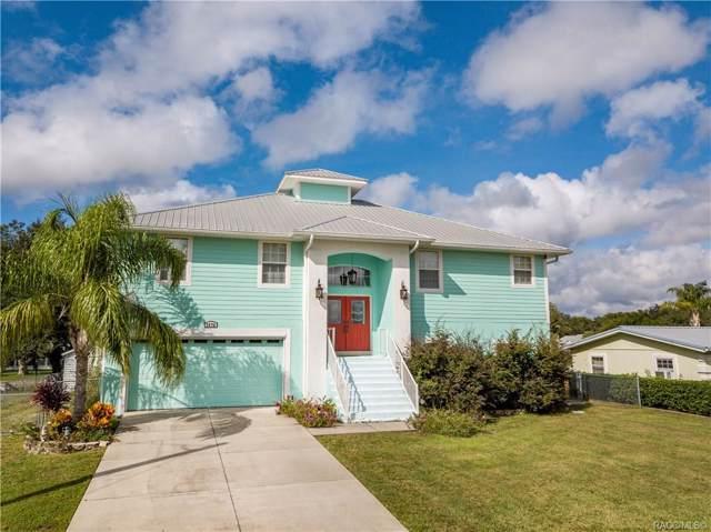 3876 N Eagle Point, Crystal River, FL 34428 (MLS #787319) :: Plantation Realty Inc.