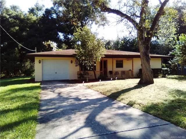 1206 W Bucknell Avenue, Inverness, FL 34450 (MLS #787618) :: Plantation Realty Inc.