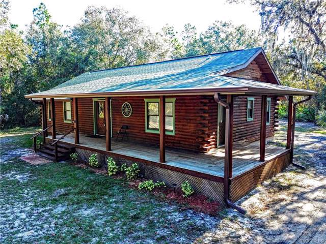 10718 W Dunnellon Road, Crystal River, FL 34428 (MLS #787812) :: 54 Realty