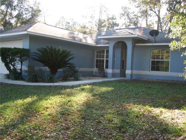 8497 N Pocono Drive, Citrus Springs, FL 34434 (MLS #788085) :: Plantation Realty Inc.