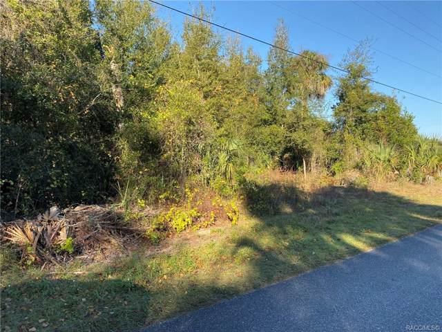 15 N Country Club Drive, Crystal River, FL 34429 (MLS #788117) :: Plantation Realty Inc.