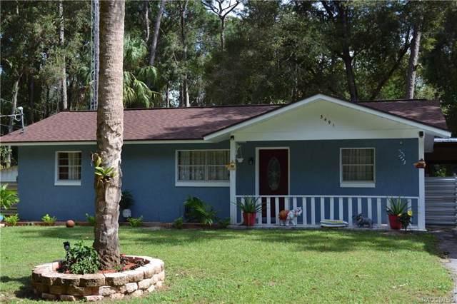 3491 N Bay Avenue, Crystal River, FL 34428 (MLS #788167) :: Plantation Realty Inc.
