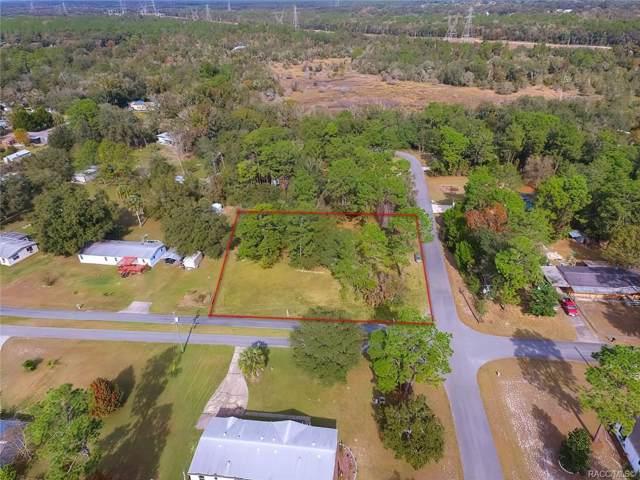 10085 W Montyce Court, Crystal River, FL 34428 (MLS #788191) :: Plantation Realty Inc.