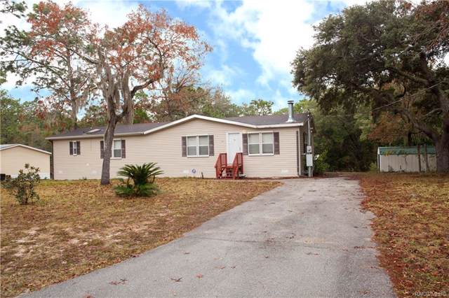 6025 W Billows Lane, Homosassa, FL 34448 (MLS #788312) :: Plantation Realty Inc.