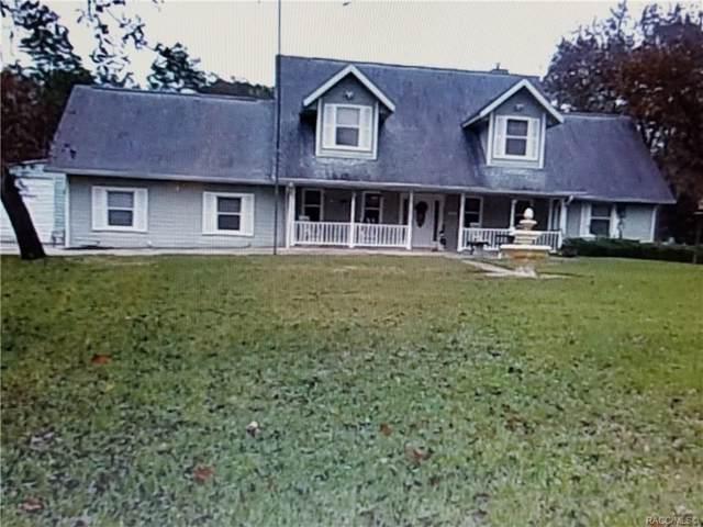 3815 S Susan Point, Inverness, FL 34452 (MLS #788344) :: Plantation Realty Inc.