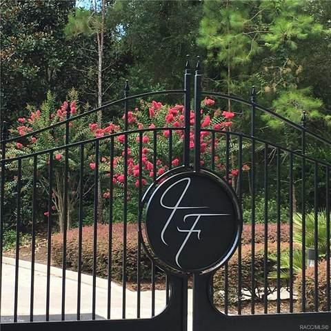 Site 161 Juliette Falls Club, Dunnellon, FL 34432 (MLS #788535) :: Plantation Realty Inc.