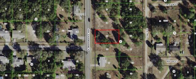 910 Independence Highway, Inverness, FL 34453 (MLS #788541) :: 54 Realty