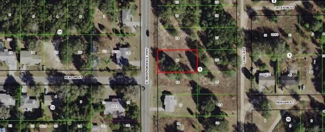 910 Independence Highway, Inverness, FL 34453 (MLS #788541) :: Plantation Realty Inc.
