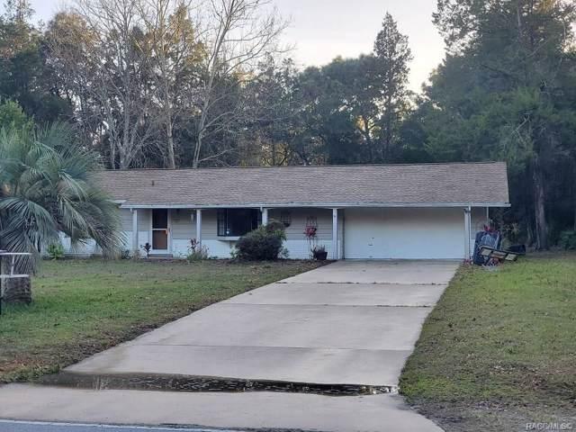31 W Cypress Boulevard, Homosassa, FL 34446 (MLS #788866) :: Plantation Realty Inc.
