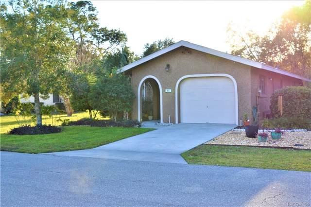 46 Golfview Drive, Homosassa, FL 34446 (MLS #788899) :: Plantation Realty Inc.