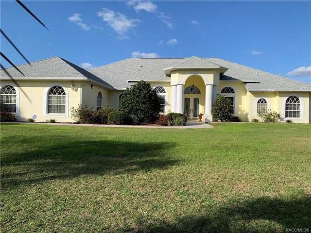 3920 N Stirrup Drive, Beverly Hills, FL 34465 (MLS #788904) :: Plantation Realty Inc.