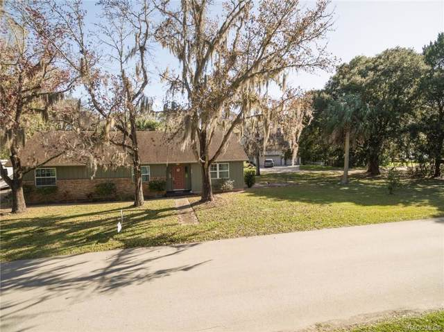 550 NW Magnolia Circle, Crystal River, FL 34429 (MLS #788985) :: Pristine Properties