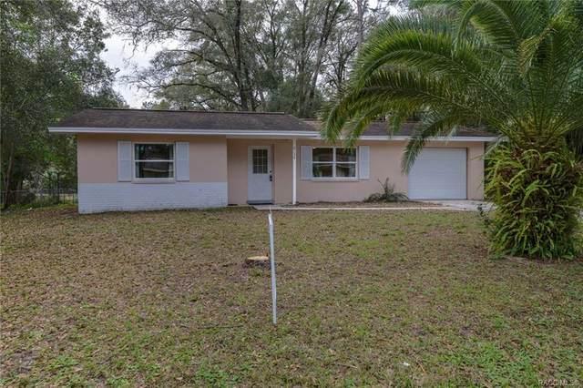 6126 E Wingate Street, Inverness, FL 34452 (MLS #789484) :: Plantation Realty Inc.