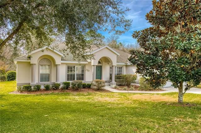 150 Daisy Street, Homosassa, FL 34446 (MLS #789485) :: Plantation Realty Inc.
