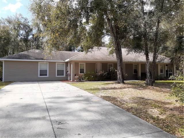 4920 S Romans Avenue, Inverness, FL 34452 (MLS #789509) :: Plantation Realty Inc.