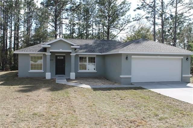 1620 W Landmark Drive, Citrus Springs, FL 34443 (MLS #790028) :: Plantation Realty Inc.