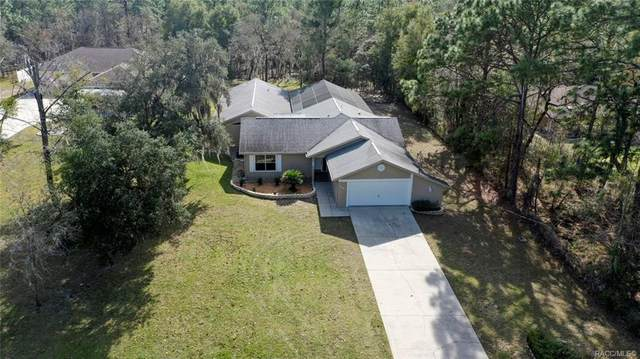 1464 E Mckinley Street, Hernando, FL 34442 (MLS #790113) :: Pristine Properties