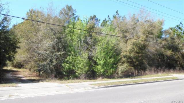 6574 W Gulf To Lake Highway, Crystal River, FL 34429 (MLS #790236) :: Plantation Realty Inc.