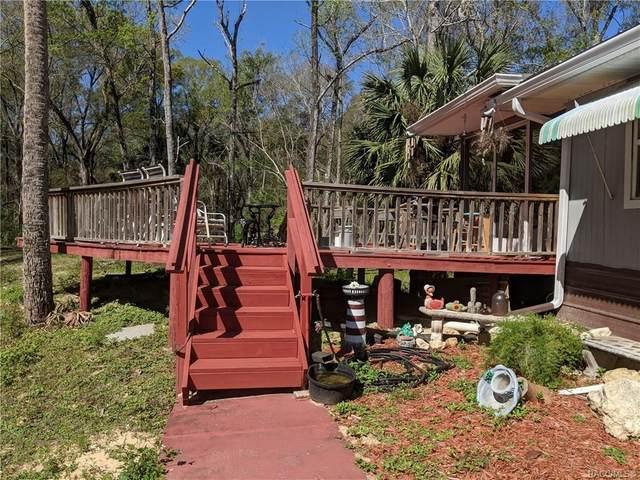 17790 S 35th Terrace, Inglis, FL 34449 (MLS #790879) :: Plantation Realty Inc.