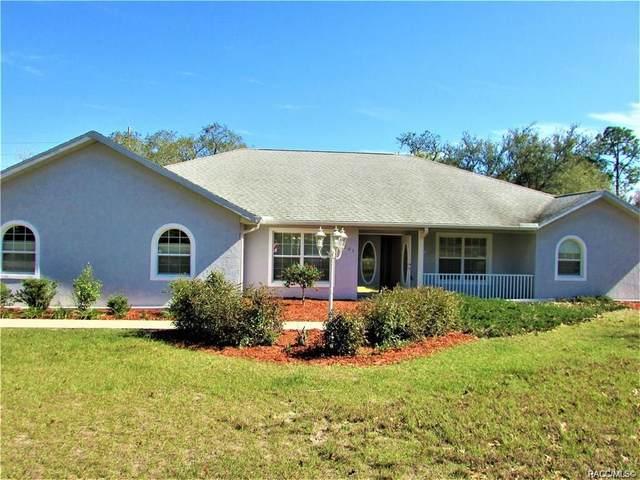 4603 N Rushmore, Beverly Hills, FL 34465 (MLS #791125) :: Pristine Properties