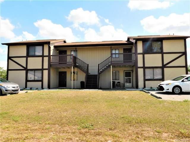 2330 W Silver Hill Lane, Lecanto, FL 34461 (MLS #791236) :: Plantation Realty Inc.