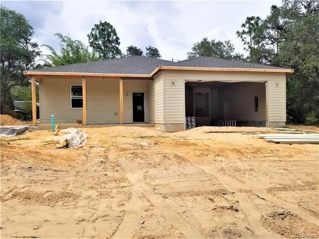 3115 Odier Street E, Inverness, FL 34450 (MLS #792016) :: Plantation Realty Inc.
