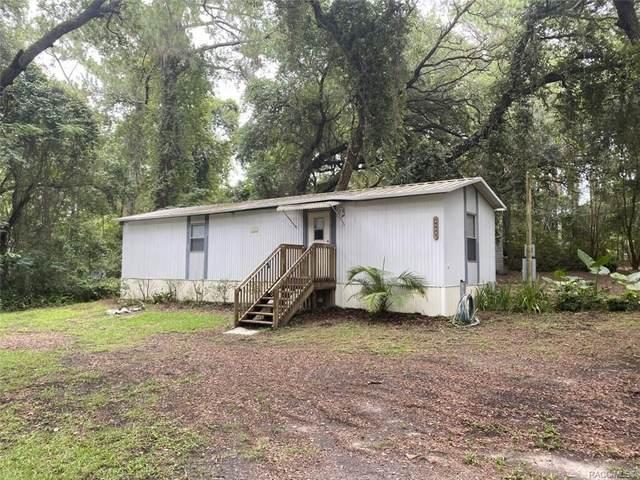 4999 N Tanglewood Avenue, Hernando, FL 34442 (MLS #792237) :: Plantation Realty Inc.