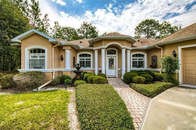 63 Linder Drive, Homosassa, FL 34446 (MLS #792246) :: Plantation Realty Inc.