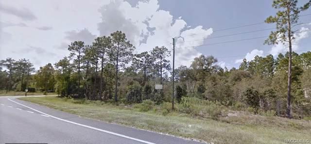 TBD SE State Road 121, Williston, FL 32668 (MLS #792315) :: Pristine Properties