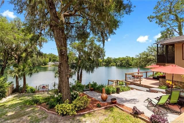 11561 Camp Drive, Dunnellon, FL 34432 (MLS #792673) :: Plantation Realty Inc.