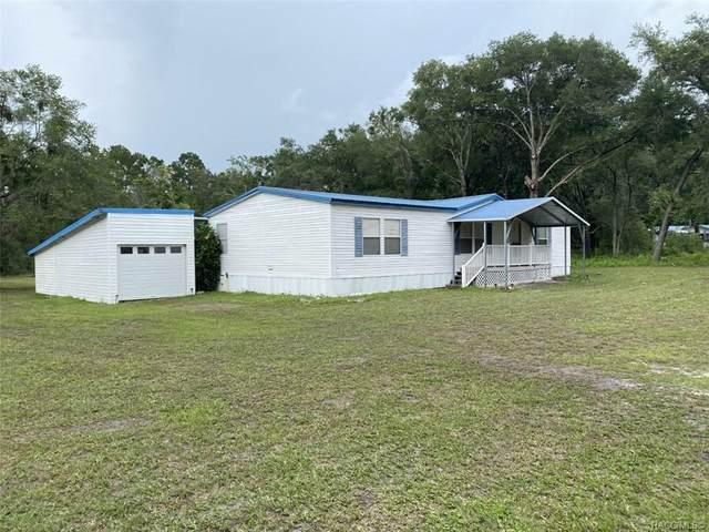 4777 E Marsh Lake Drive, Hernando, FL 34442 (MLS #793205) :: Pristine Properties