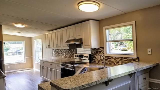 7500 W Pedersen Loop, Homosassa, FL 34446 (MLS #793275) :: Plantation Realty Inc.