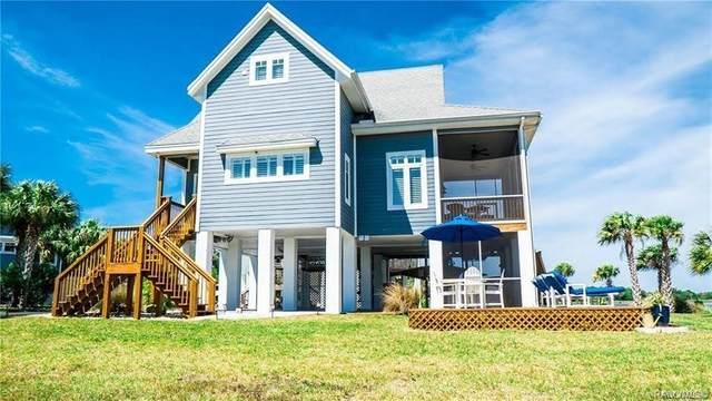 11990 W Blue Bayou Court, Crystal River, FL 34429 (MLS #793632) :: Plantation Realty Inc.