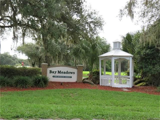 9685 E Baymeadows Drive, Inverness, FL 34450 (MLS #793699) :: Plantation Realty Inc.