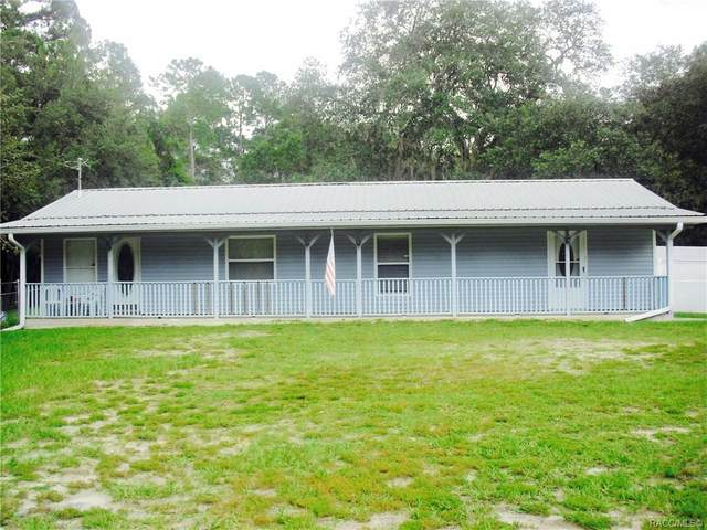 101 SE Hammock Road, Inglis, FL 34449 (MLS #794414) :: Plantation Realty Inc.