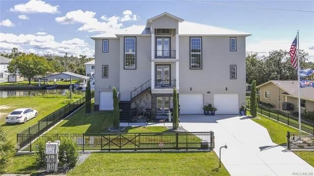 1345 NW 20th Avenue, Crystal River, FL 34428 (MLS #794862) :: Plantation Realty Inc.