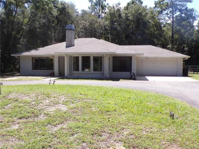 10140 W Ohio Drive, Crystal River, FL 34428 (MLS #794956) :: Plantation Realty Inc.