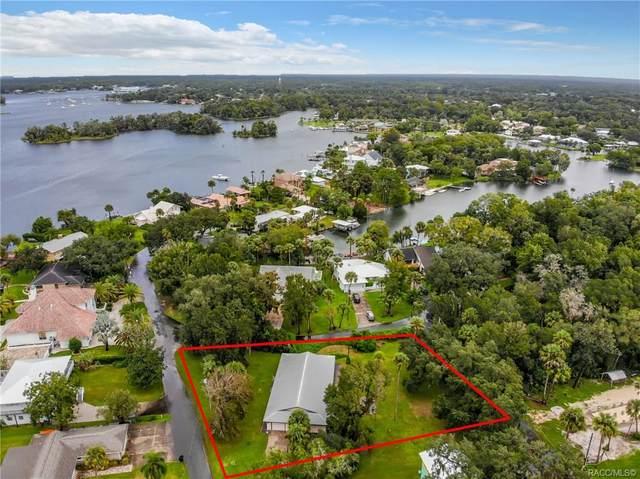 1095 N Circle Drive, Crystal River, FL 34429 (MLS #795021) :: Plantation Realty Inc.