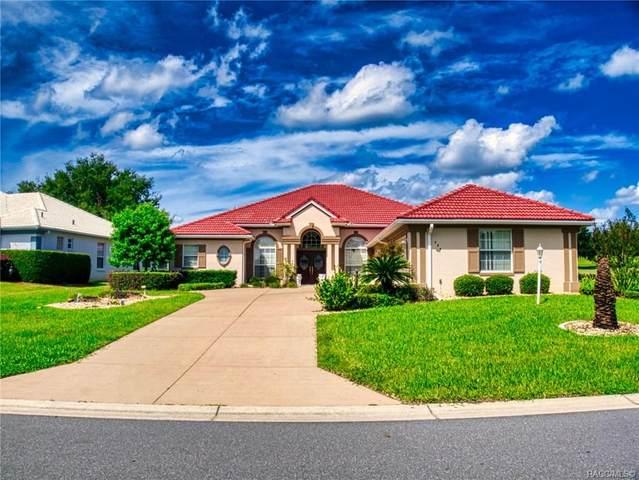 359 W Mickey Mantle Path, Hernando, FL 34442 (MLS #795106) :: Plantation Realty Inc.