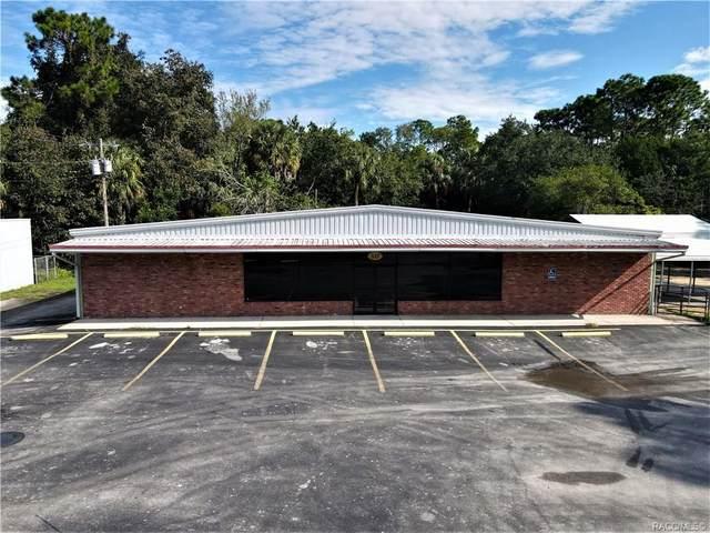 517 Hwy 40 Highway W, Inglis, FL 34449 (MLS #795479) :: Dalton Wade Real Estate Group